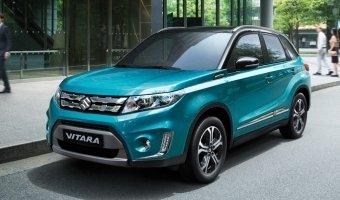 Рост продаж Suzuki в России обеспечил кроссовер Grand Vitara