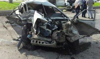 В ДТП под Ачинском погиб сын известного бизнесмена