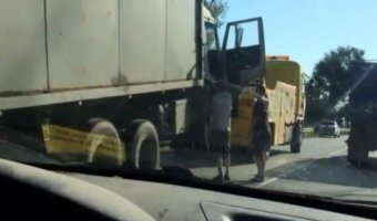 Багаевский район авария водитель попал под камаз