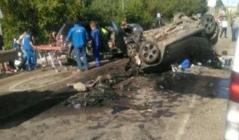 В ДТП под Наро-Фоминском погибли два человека