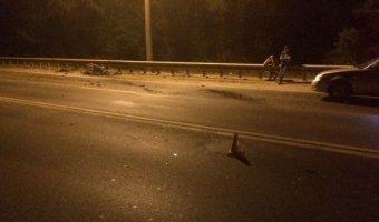 В ДТП в Волжском районе погибли водитель и пассажир мотоцикла
