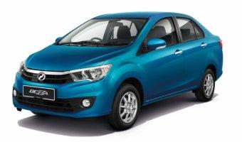 В Малайзии появился новый бюджетный седан Perodua Bezza