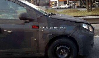 Fiat тестирует новый бюджетный хэтчбек X6H