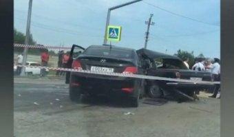 В ДТП под Нальчиком погибли два человека