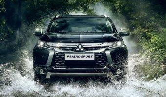 Mitsubishi Pajero Sport в России будет стоить почти 3 миллиона рублей