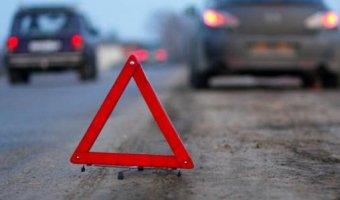В ДТП на западе Москвы пострадали три человека