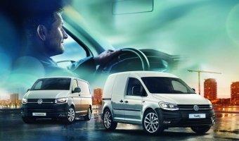 Бизнес с немецкой точностью: акция на коммерческую линейку Volkswagen