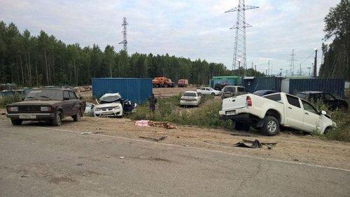 На трассе Тюмень - Ханты-Мансийск в ДТП погибли два человека (2).jpg