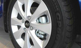 Сравнительный тест тормозных колодок для Hyundai Solaris