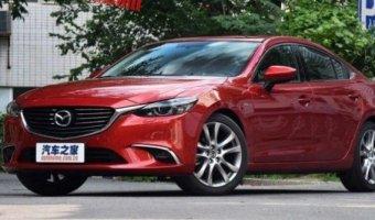 В Китае официально представили обновленный седан Mazda 6 Atenza