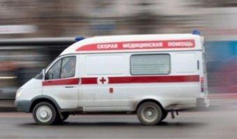 В Башкирии погиб водитель, врезавшись в дерево