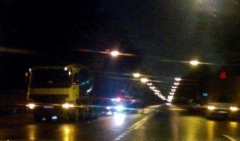 В ДТП с бетономешалкой в Петербурге погиб мотоциклист