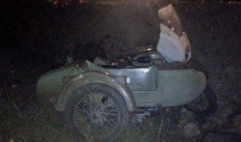 В Башкирии разбился мотоциклист без прав