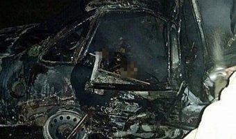 На Кубани в ДТП сгорели две женщины