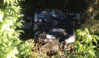 В ДТП под Белоярским в сгоревшей машине погибли три человека