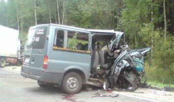 Шесть человек погибли в ДТП в Кировской области