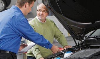 Постгарантийный сервис для коммерческих автомобилей Volkswagen
