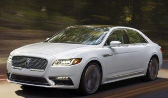 ВКитае всентябре начнутся продажи нового седана Lincoln Continental