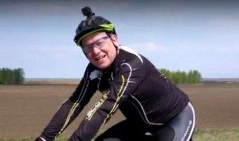 Новосибирский бизнесмен на велосипеде погиб под колесами автомобиля