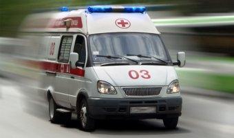 В ДТП в Красном Селе пострадал мотоциклист