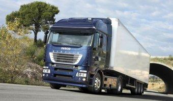 Скоро начнутся продажи грузовика Iveco Stralis