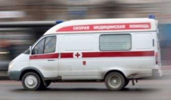 В ДТП с маршруткой в Подмосковье пострадали десять человек
