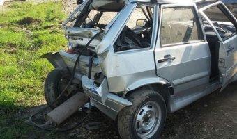 В ДТП в Чечне погибли два человека