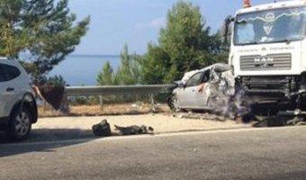 В Туапсинском районе в ДТП погиб молодой пассажир «Лады»