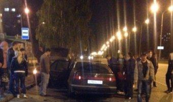 В Набережных Челнах пьяный водитель погиб, врезавшись в столб