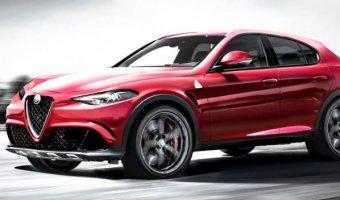 Первым кроссовером Alfa Romeo станет Stelvio