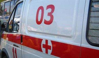 В ДТП на Каширском шоссе один погиб, четверо пострадали