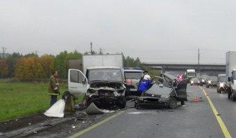 В ДТП с «Газелью» на Пермском тракте погибла 17-летняя девушка
