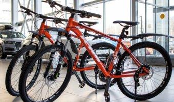 АЦ Беляево – единственный дилер Audi в Москве, предоставляющий прокат велосипедов
