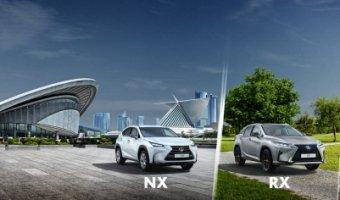 «Сезон внедорожников и кроссоверов» объявил Lexus в сентябре 2016 года