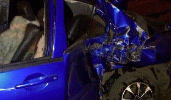 В Кузбассе два человека на мотоцикле разбились на большой скорости