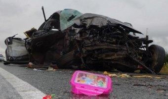 В ДТП в Удмуртии погибла 11-летняя девочка