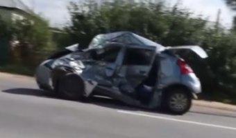 В Липецкой области в ДТП погибли два человека