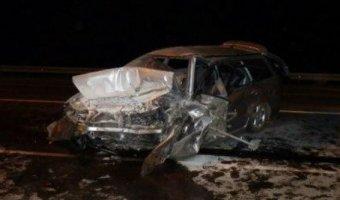 В ДТП в Гулькевичском районе погибли два человека
