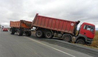 В ДТП под Новотроицком погибла женщина-водитель