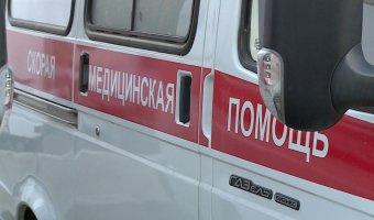 Автобус сбил человека на Кубинской в Петербурге