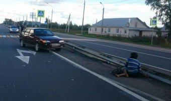 В Тверской области ВАЗ насмерть сбил 6-летнюю девочку на переходе
