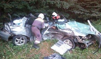 В ДТП на Кубани погиб человек и пятеро пострадали
