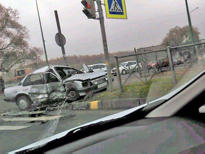 Пенсионер и младенец пострадали в ДТП в Колпино (1).jpg