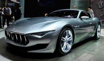 Выпуск спорткара Maserati Alfieri отложат ради нового GranTurismo