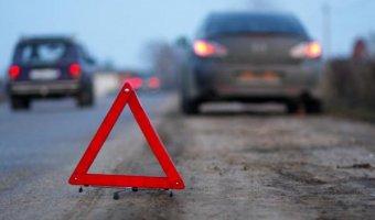 В Азовском районе произошло ДТП с 14 автомобилями