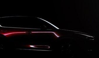 Mazda опубликовали тизер нового CX-5