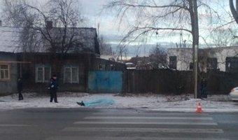 Под Нижним Тагилом «Газель» сбила трех человек: один погиб