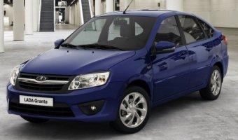 «АвтоВАЗ» обещает снизить цену на LADA Granta почти на четверть