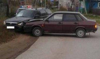 В Удмуртии по вине пьяного водителя в ДТП пострадала 2-летняя девочка