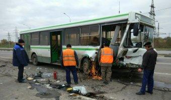 В Туле в ДТП с автобусом погиб подросток